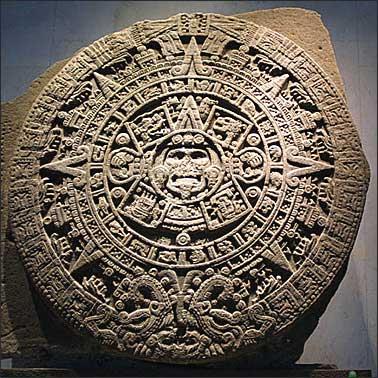 1 astečki kalendar