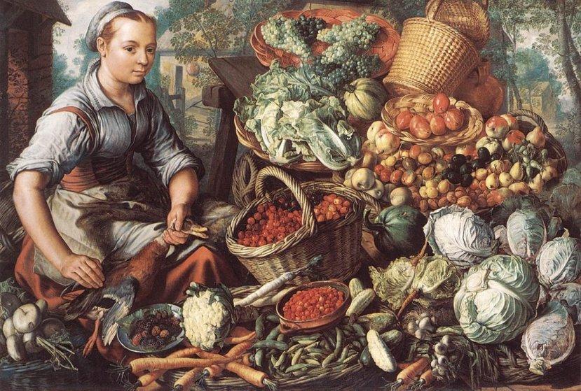 history povrće