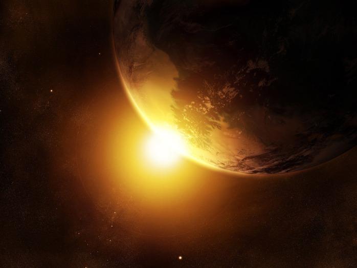 Sunce za sada jedina dokazana zvijezda u našem zvjezdanom sustavu.