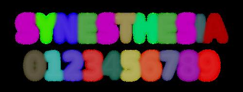 Imate li sinesteziju, provjerite to jednostavnim testom. Ako vam se pri gledanju slova različitih boja pojavljuju različiti okusi u ustima, tada imate sinesteziju.