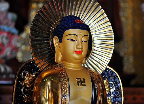 budistička svastika