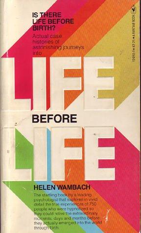 Odlična studija o reinkarnaciji dr. Helen Wambach.