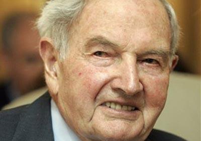 """David Rockefeller, jedan od najrazvikanijih """"papučara"""" NWO-a i tvorac brojnih """"paklenih"""" umotvorina zbog kojih krvare i propadaju razne države."""