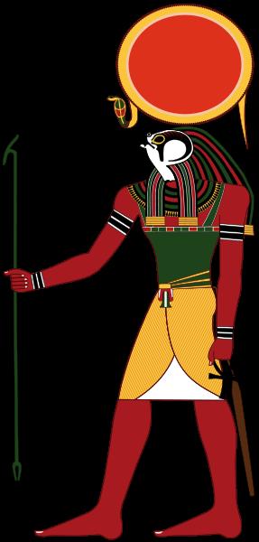 bog ra egipatski