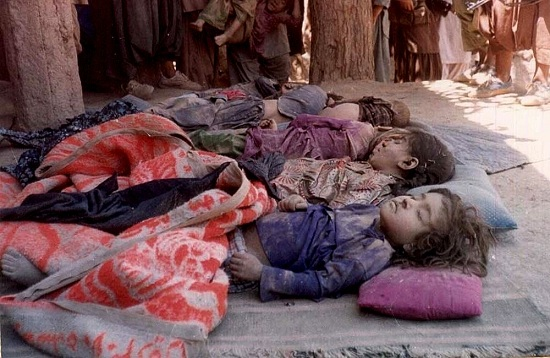 """Tko je plakao za mrtvom djecom iz Iraka i svih drugih zemalja koje je """"oslobodio"""" SAD?"""