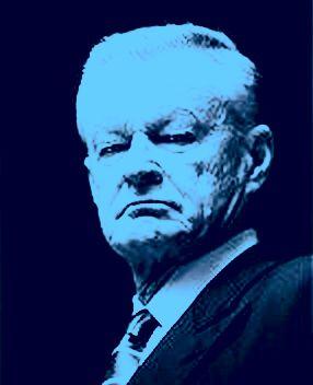 Zbignew Brzezinski, primjer patokracije - vladavine psihopata, u najgorem smislu.