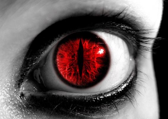 zle oči psihopat