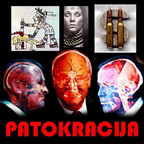 Patokracija je upletena u bilo koji sustav vladanja u zadnjih nekoliko tisuća godina, na žalost danas su psihopate na vlasti najmoćnije jer pri ruci imaju masovne medije i modernu tehnologiju.