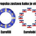 EUROFILI VS EUROFOBI