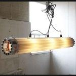 Originalna ideja za recikliranje neonskih žarulja o kojoj ne treba dodatno trošiti riječi.