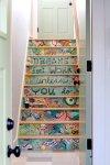 Ukrašavanjem stepenica možete oplemeniti vaše stubište.