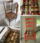 Kako napraviti novo sjedalo za stolicu