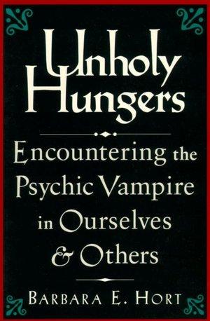 Unholy Hungers, knjiga koju svakome preporučamo od srca.