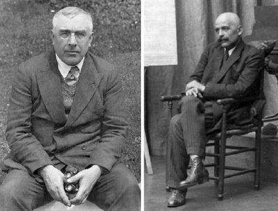 Ouspensky i Gurdjieff su danas gotovo zaboravljeni istraživači unutrašnjeg ljudskog univerzuma. Živimo u materijalnom svijetu koji potpuno iskrivljuje istraživanja o eventualnoj ljudskoj psihološkoj evoluciji.