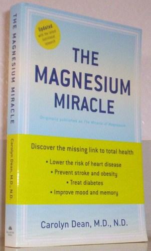 The Magnesium Miracle, knjiga koju preporučamo svima.