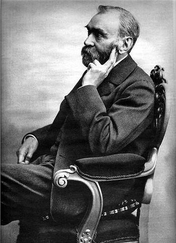 Alfred Nobel, filantrop i mirotvorac ili