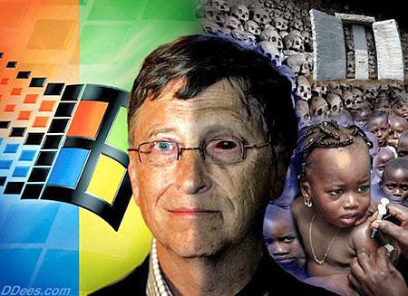 Je li ovo zaista pravo lice Billa Gatesa?