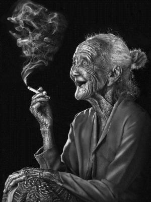 Ako je duhan toliko opasan, tada ovakve slike ne bi trebale postojati.