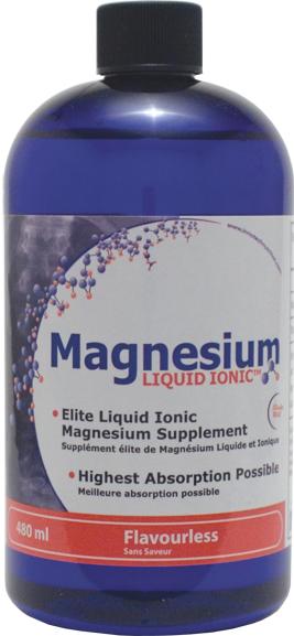 Tekući ionski magnezij, jedan od najboljih načina za unošenje dovoljnih količina magnezija u tijelo.