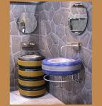 Kupaonica s autogumama