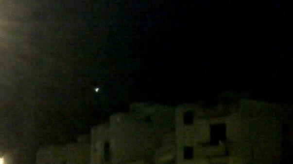 Meteorit Malta. 04.12.12.