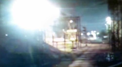 Eksplozija meteorita nad Crnim morem.