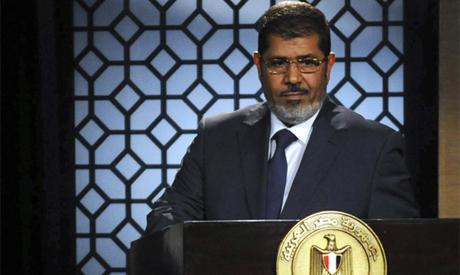 Mohammed Morsi, i njegova predsjednička deklaracija, daleko od demokracije. Fotografija vlasništvo Reutersa.