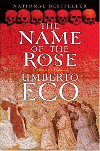 Ime ruže, knjiga koja se bavi skrivanjem znanja i osudom smijeha u srednjevjekovnom društvu.