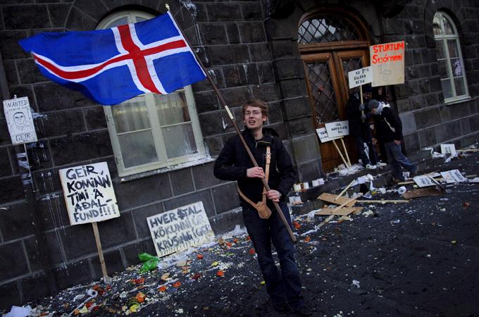 Islanđani su pronašli svjetlo na kraju tunela.