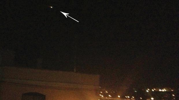 Meteorit Malta 06.12.12.