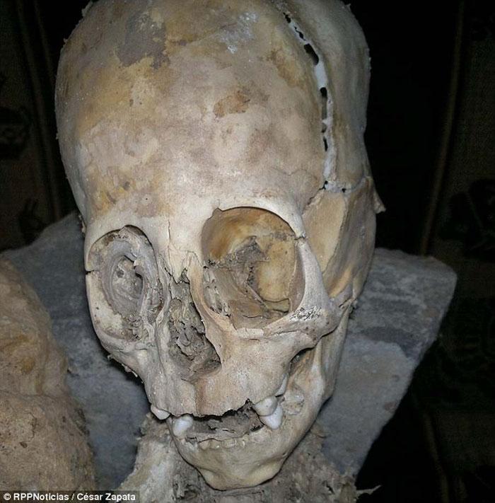 Najnovije otkriće iz Perua je potpuna znanstvena misterija.