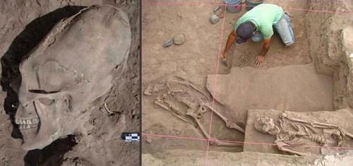Arheološko nalazište u Sonori.