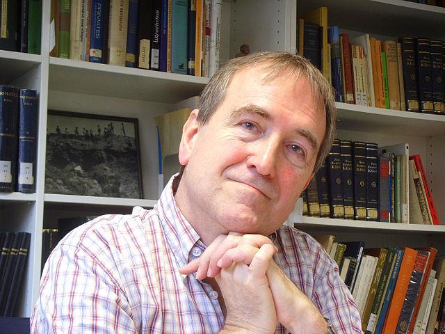 Prof. Chris Stringer, ne boji se reći istinu čak i kada ona predstavlja sramotu za akademsku zajednicu.