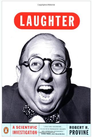 Odlična knjiga s brojnim znanstvenim radovima koji se bave smijehom,