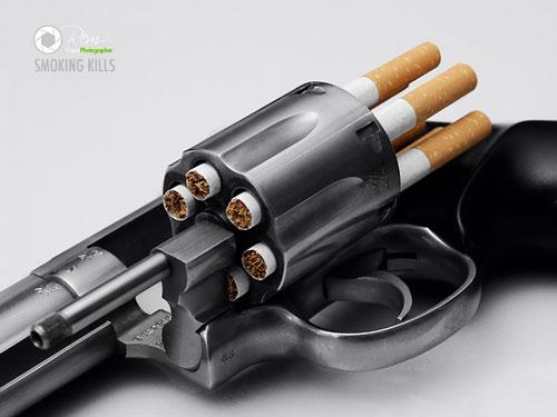 Većina reklama za prestanak pušenja cigareta, uspoređuje pušenje sa suicidom. No znamo li mi zaosta istinu?