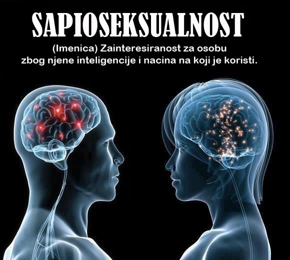 """Znate li što znači """"sapioseksualnost""""? Trebali biste!"""