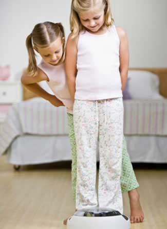 Zabrinutost zbog debljine u tako ranoj mladosti je alarmantna, a istraživanja su pokazala da takva razmišljanja u kasnijoj dobi dovode do poremećaja u prehrani, poput bulimije i anoreksije.