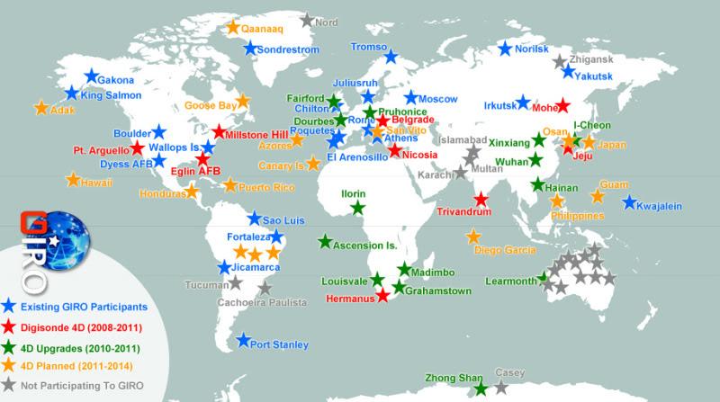 HAARP, EISCAT, HIPAS i druga postrojenja za mijenjanje EM polja planete.