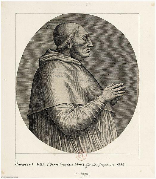 Papa Innocent VIII.