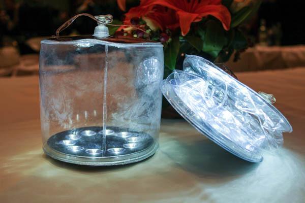 Jednostavne, praktične i jeftine, solane svjetiljke Luci.