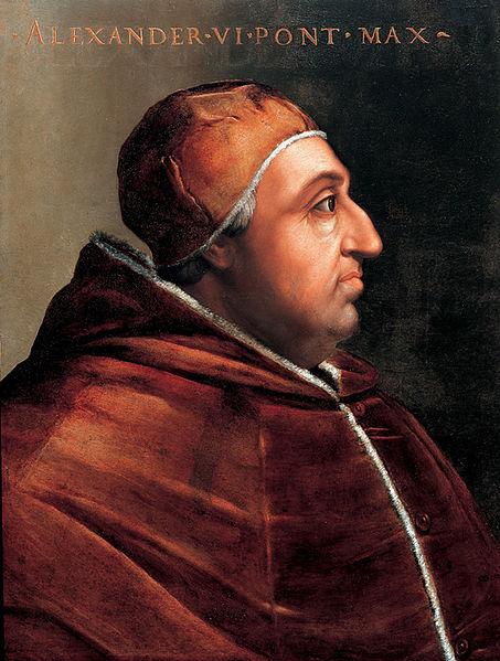 Papa Aleksandar VI.