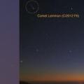 1 lemmon i pan stars komete glavna