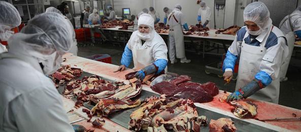 Ljudsko tkivo pronađeno u mesu i mesnim prerađevinama