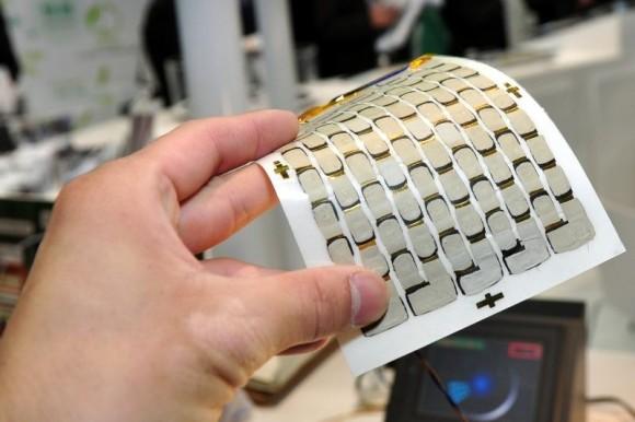 Organski termoelektrični materijal stvoren od strane Fujifilma.