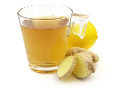 Čaj od svježeg đumbira je jednostavan, a vrlo učinkovit napitak.