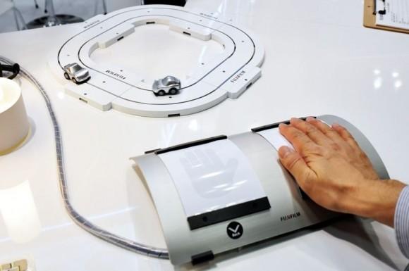 Novi modul Fujifilma koji ma jednostavan način konvertira toplinsku energiju ljudskog dlana u električnu energiju.