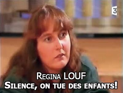 Regina Louf, žrtva i svjedok pedofila svodnika, je preko noći optužena kao patološka lažljivica jer je otkrila istinu od koje se mnogi boje.