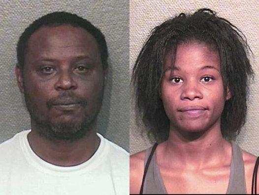 Brent Justice i Ashley Nicole Richards, optuženici koji su prvostupanjskom presudom oslobođeni od nekih optužbi za snimanje zlostavljanja životinja.
