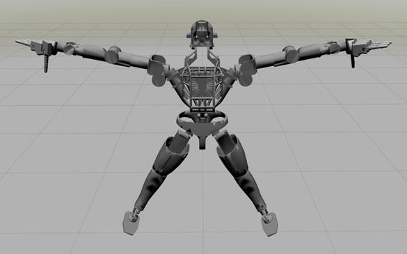 Pentagon razvija humanoidne robote koji će uskoro nositi oružje