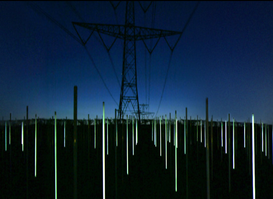 Bristolski eksperiment je pokazao koliko su zračenja iz električnih dalekovoda jaka, pa ipak ispod njih se grade kuće i stambene zgrade.